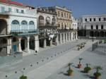 4. ハバナ旧市街の広場と建築