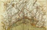 ヴェネト地方の古地図