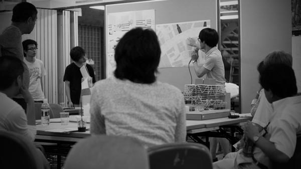 スタジオ講評会(2012年)